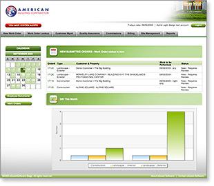 work order software building maintenace software features specs